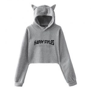 Styles – Cropped Hoodie #4