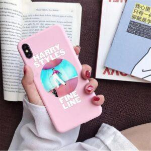 Harry Styles iPhone Case #15