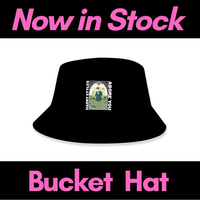 harry styles bucket hat