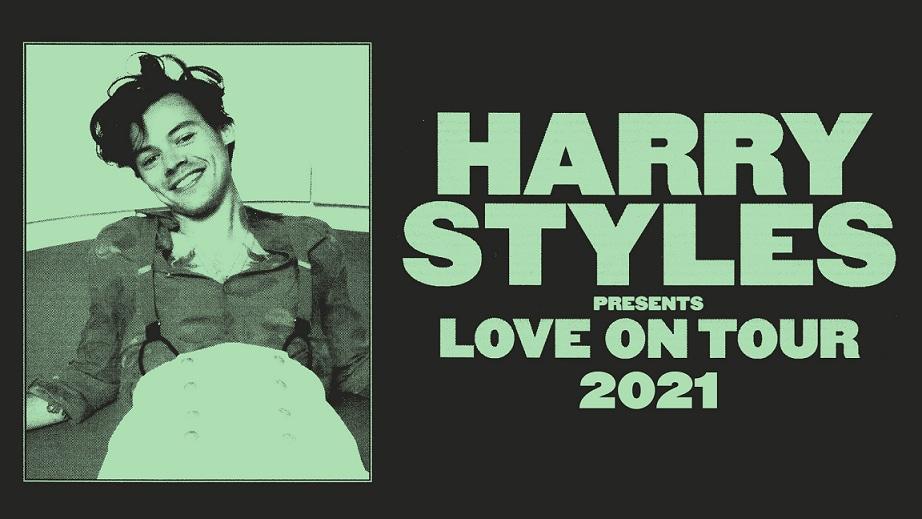 love on tour 2021 merch